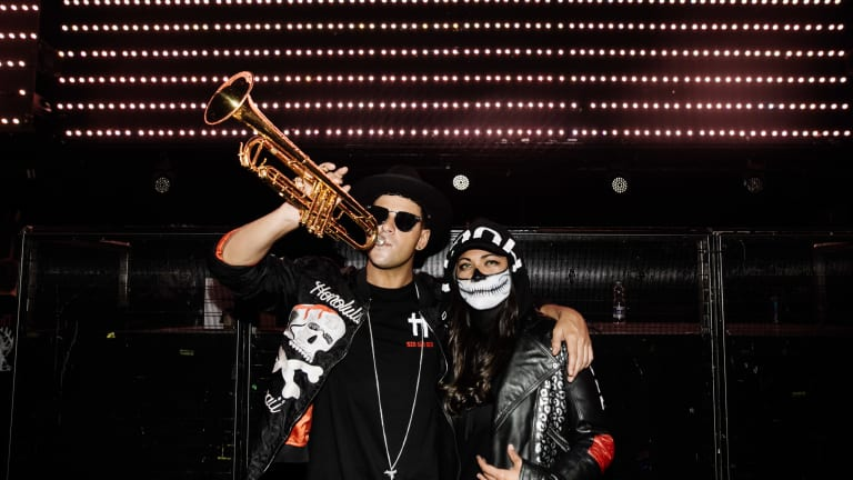 Timmy Trumpet Returns To His House Music Roots