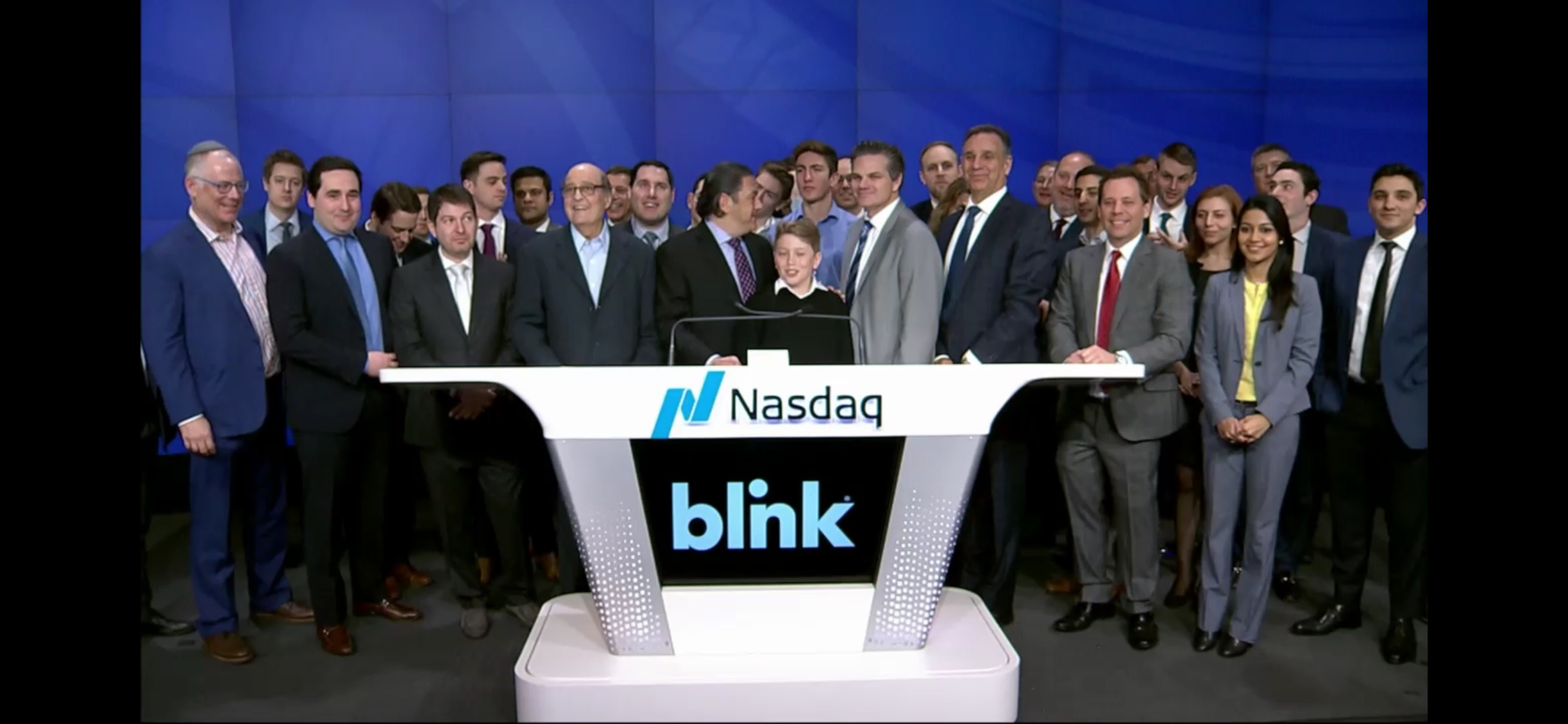 What Are The Steps That Shareholders Are Taking At The Blink Charging Company?