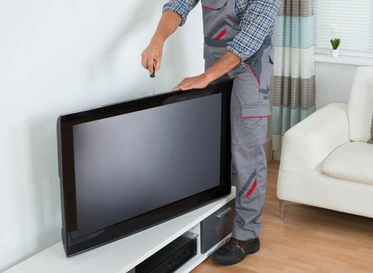 A Manual For Divider Mounting Your TV
